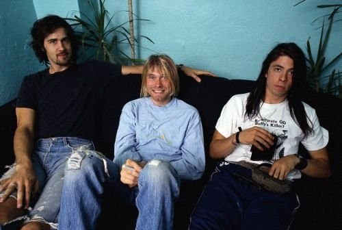 """Smells Like Teen Spirit"" - Nirvana"