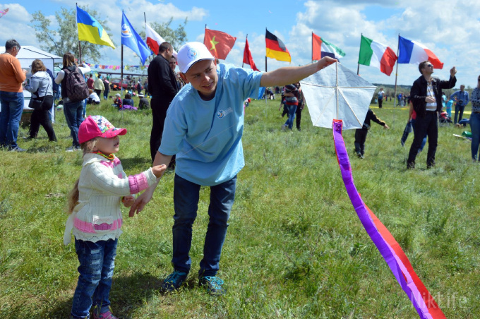 «Tryhutty International Kite Festival 2017»